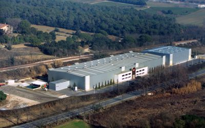Visit our factory in Cardedeu